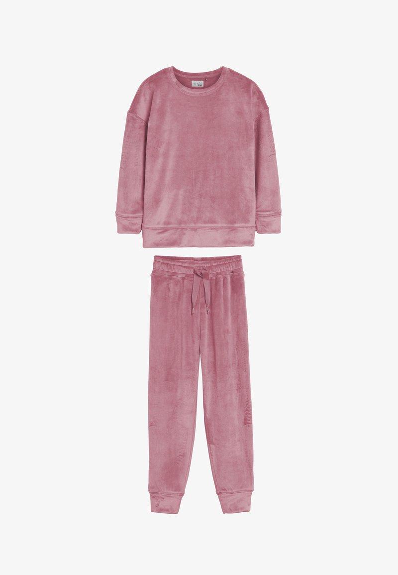 Next - VELOUR - Pyjama set - pink