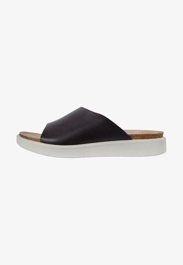 CORKSPHERE  - Pantofle - black