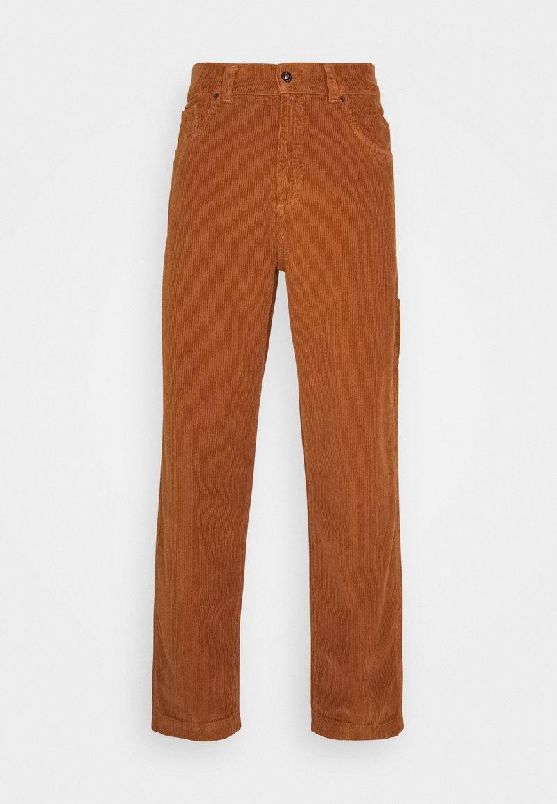 Kickers Classics - CARPENTER TROUSER - Trousers - brown
