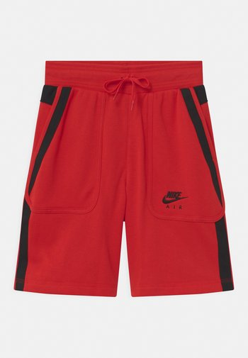 AIR - Shorts - university red/black