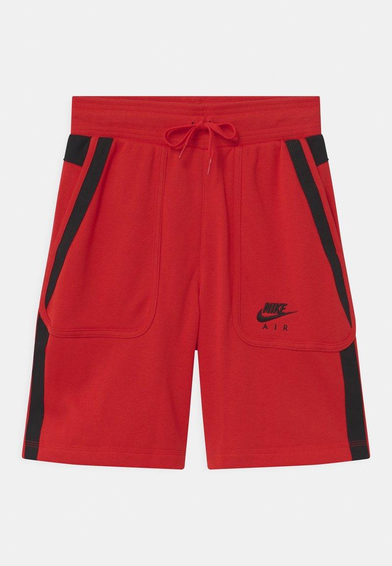 Nike Sportswear - AIR - Shorts - university red/black