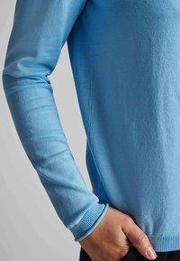 Nümph - NUBIA  - Cardigan - airy blue - 3