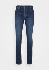 LUSTER - Slim fit jeans - blue denim