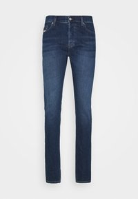 LUSTER - Jean slim - blue denim