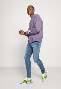 Jaded London - PURPLE OVERSIZED HIGHNECK - Sweatshirt - purple - 1