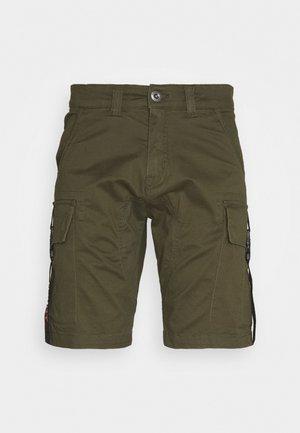 CLIP - Shorts - dark olive