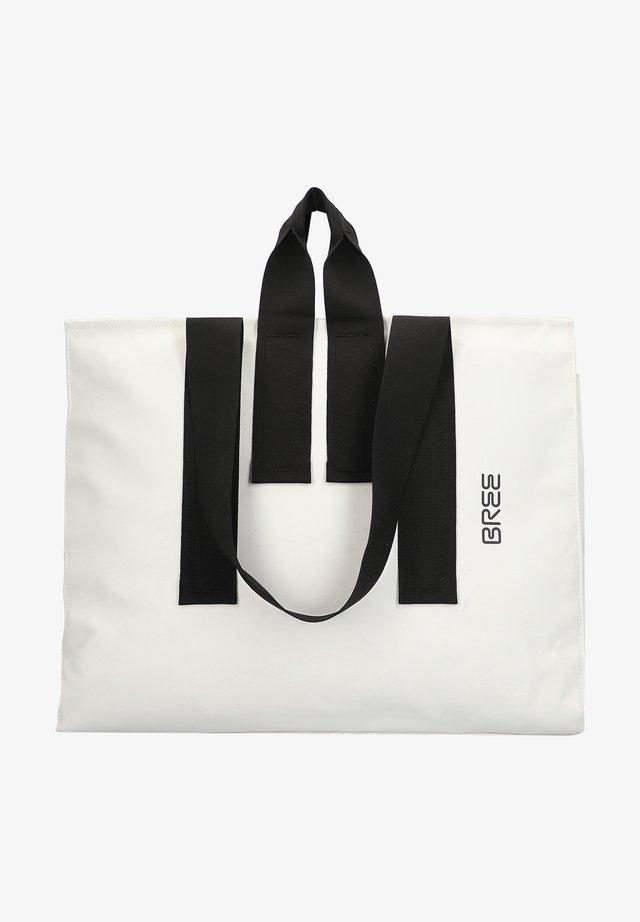 Shopping bag - blanc