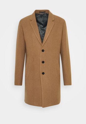 JJEMOULDER COAT - Classic coat - khaki