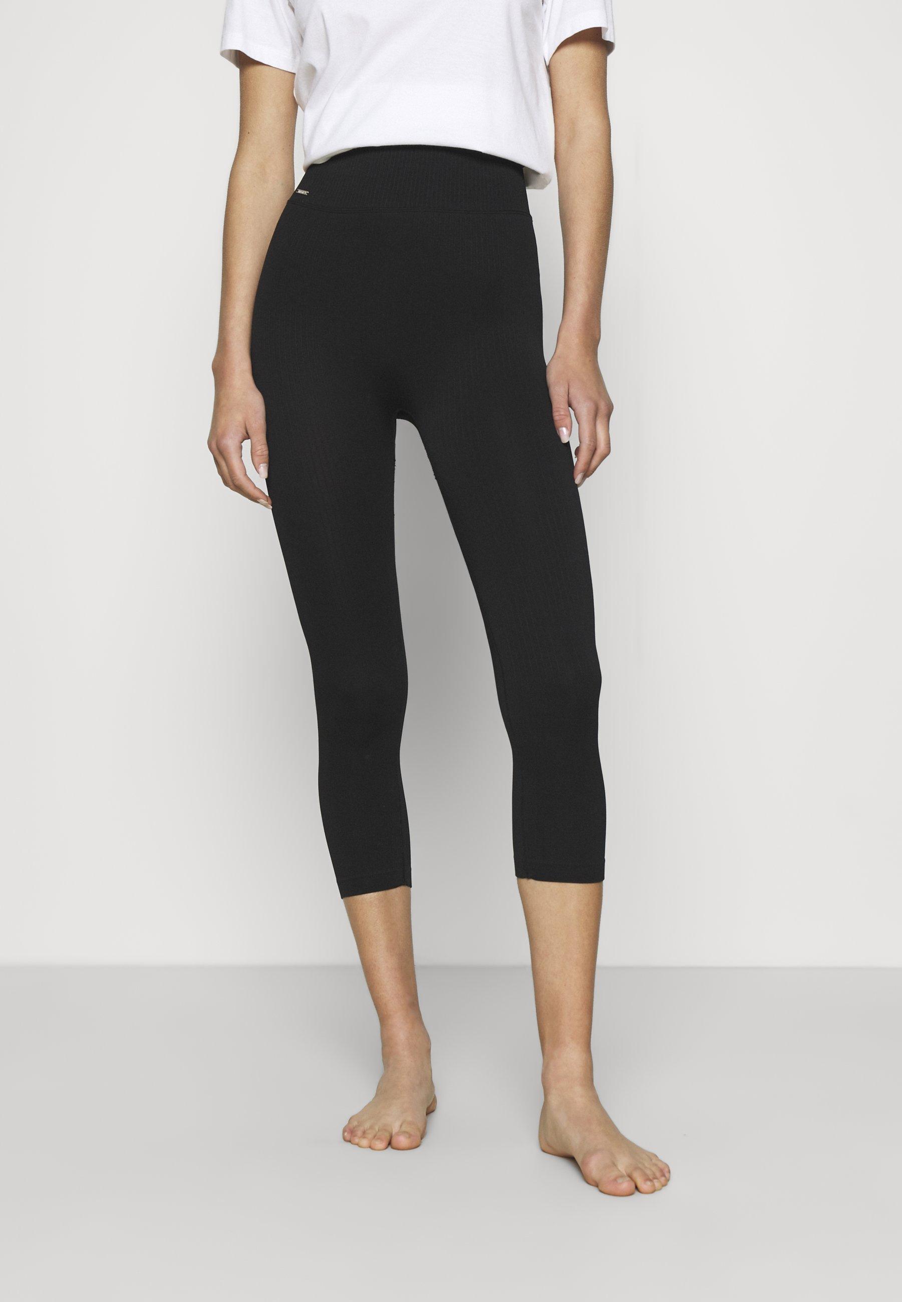 Donna LOUNGE CROPPED PANTS - Pantaloni del pigiama
