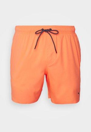 SWIM MEN MEDIUM LENGTH - Swimming shorts - orange
