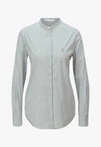 BOSS - BEFELIZE - Button-down blouse - light green - 5