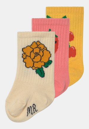 CHERRY AND CO 3 PACK UNISEX - Socks - multi-coloured