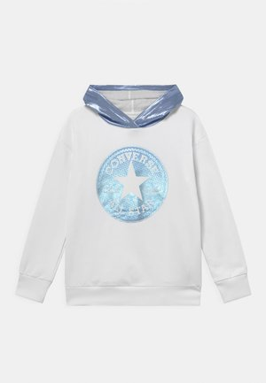 HOODED BOYFRIEND - Sweater - white