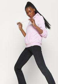 adidas Performance - Sweat à capuche - pink - 3