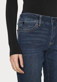 Mavi - BELLA - Bootcut jeans - mid shaded glam - 3