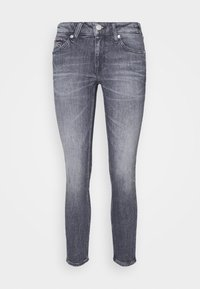 Tommy Jeans - SOPHIE - Jeans Skinny Fit - midnight grey - 4