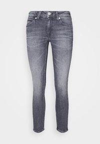 Tommy Jeans - SOPHIE - Skinny džíny - midnight grey - 4