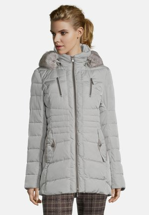 Winter coat - dove