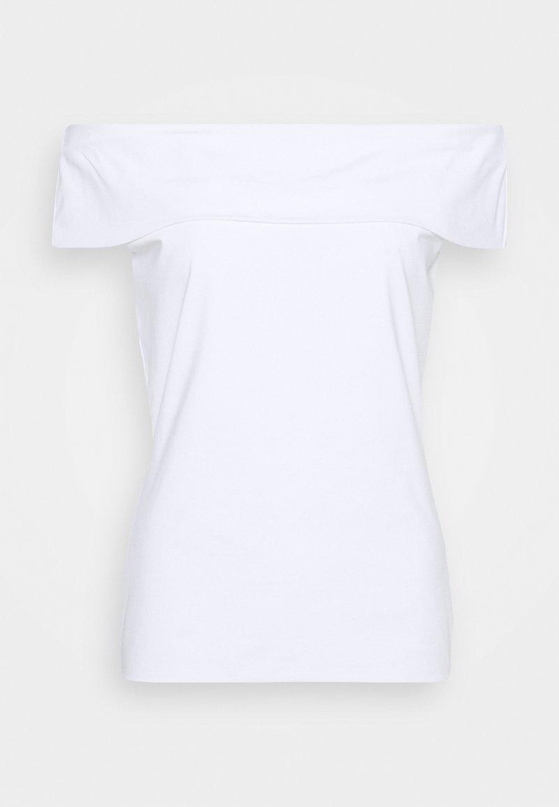 Theory - SABRYNNA DIVISION  - Print T-shirt - white