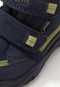 Superfit - GLACIER - Winter boots - blau/grün - 5
