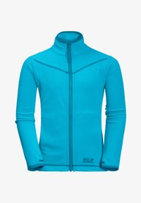 Jack Wolfskin - SANDPIPER - Fleece jacket - atoll blue - 0