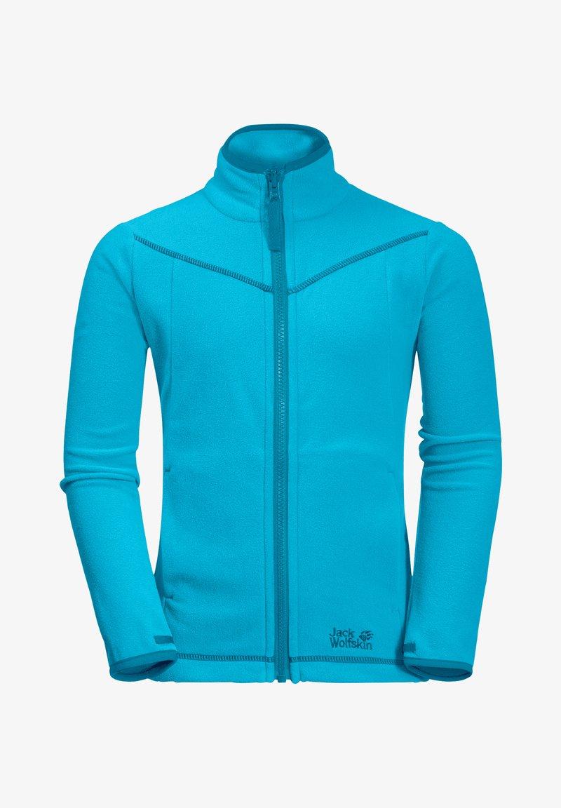 Jack Wolfskin - SANDPIPER - Fleece jacket - atoll blue