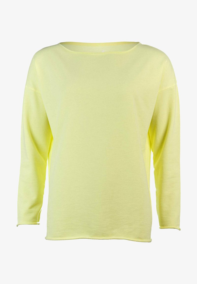 Juvia - Sweatshirt - vibrant yellow