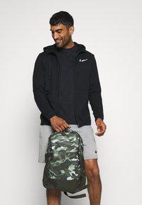 Nike Performance - UNISEX - Rucksack - white/sequoia/mtlc cool grey - 0