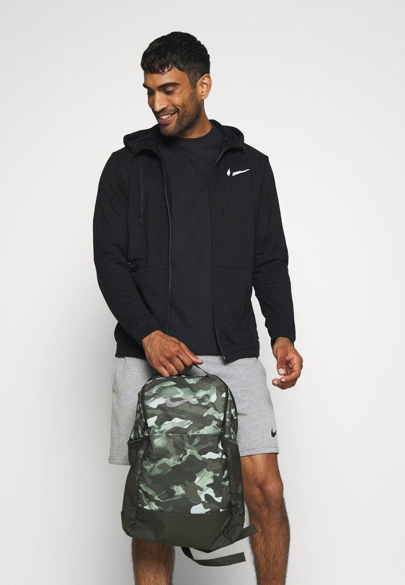Nike Performance - UNISEX - Rucksack - white/sequoia/mtlc cool grey