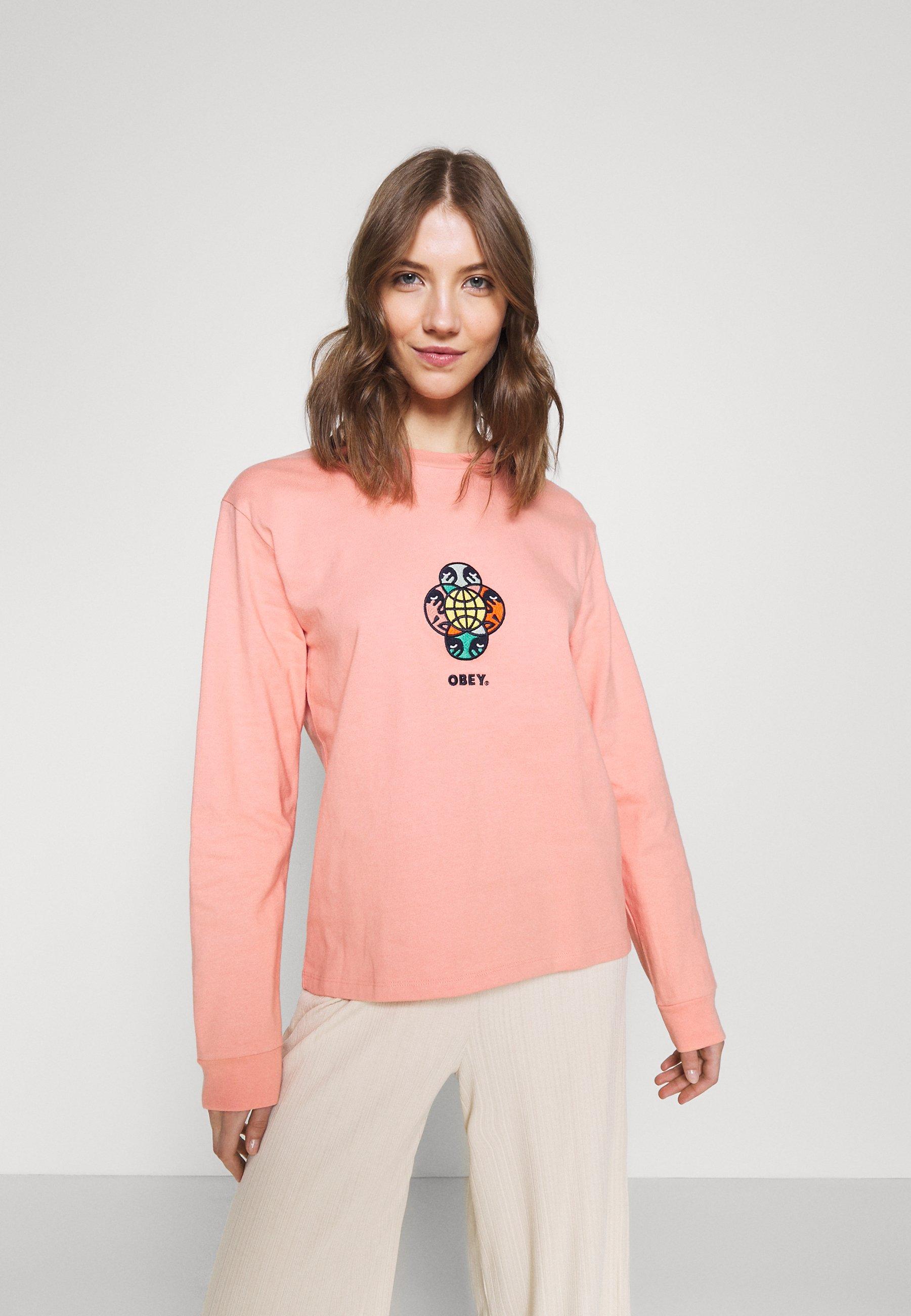 Women OTIS LONG SLEEVE TEE - Sweatshirt