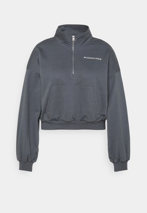KANGROO - Sweatshirt - charcoal