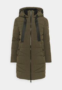Esprit - PUFFER  - Winter coat - khaki green - 0