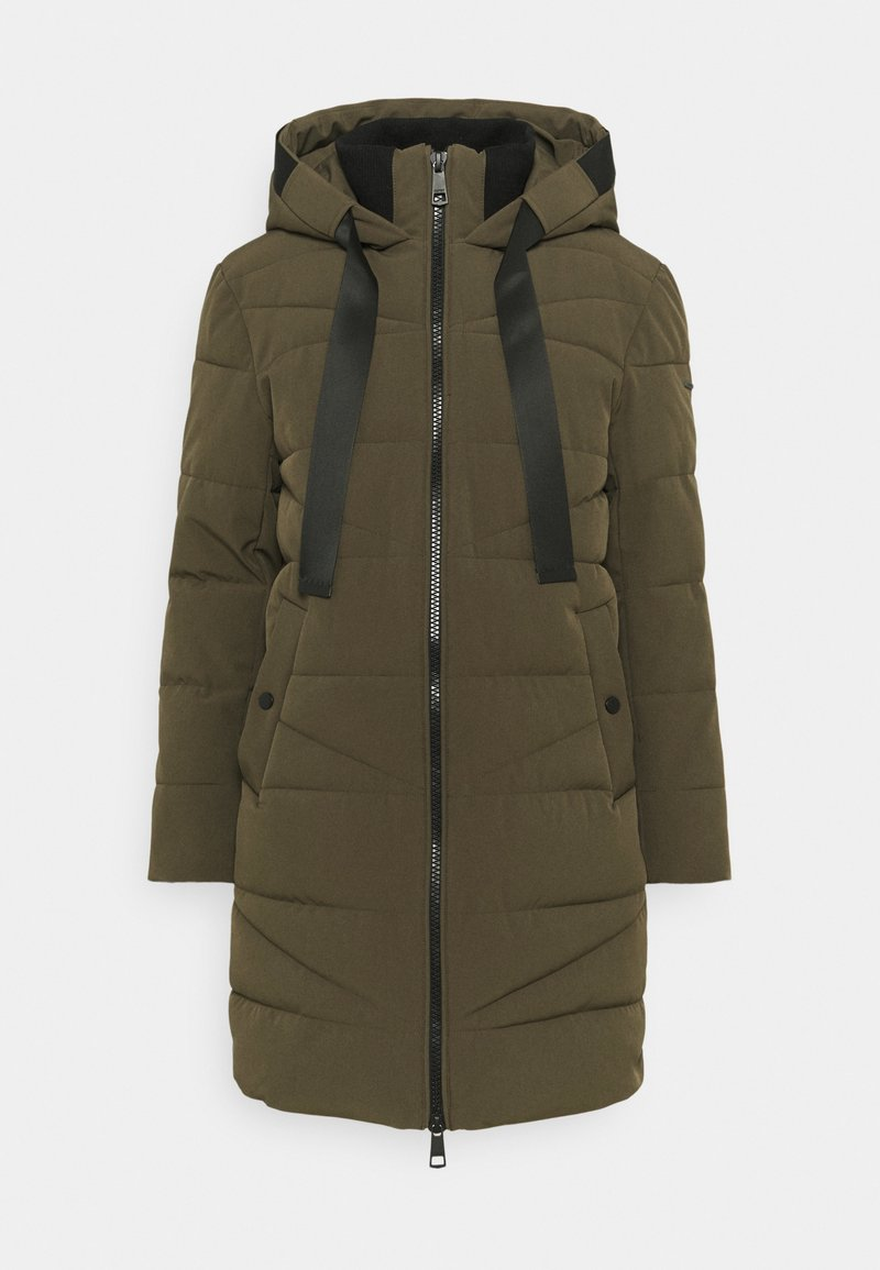 Esprit - PUFFER  - Winter coat - khaki green