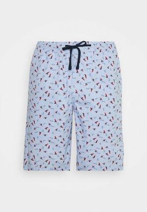 BERMUDA - Pyžamový spodní díl - hellblau