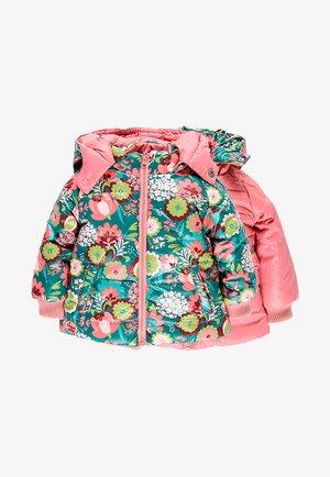 REVERSIBEL BLUMEN FÜR - Winter jacket - print