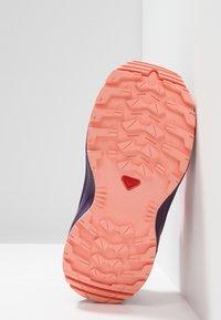 Salomon - XA PRO 3D - Hiking shoes - cerise/acai/bird of paradise - 5