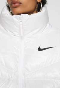 Nike Sportswear - Down jacket - white/stone/black