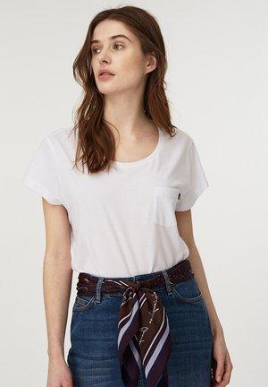 ASHLEY  - T-shirt basic - bright white