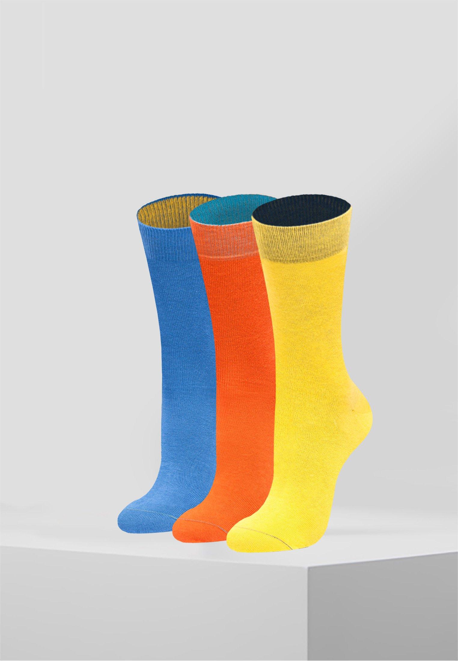 Damen 3 PACK BÄLLEBAD - Socken