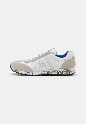 LUCY - Trainers - white/grey