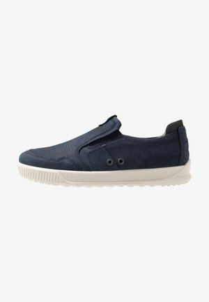BYWAY - Slip-ons - navy