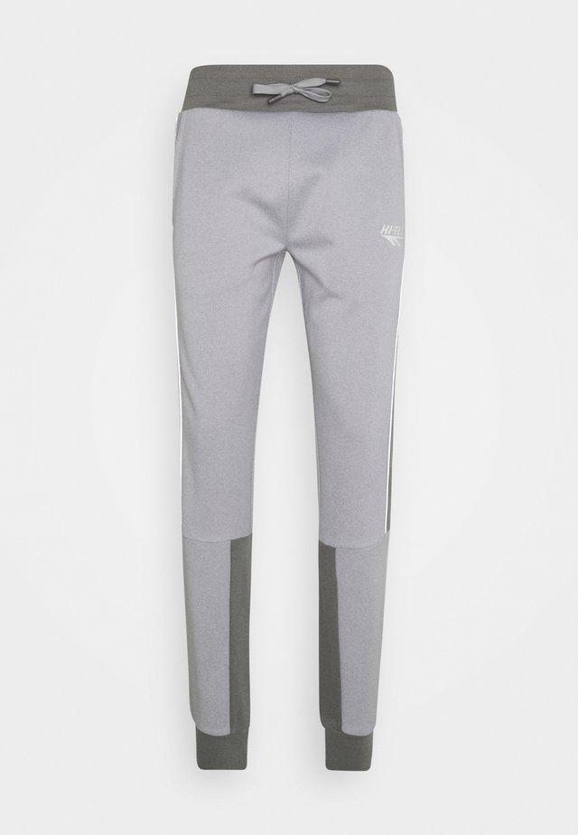 RAY JOGGERS - Pantaloni sportivi - grey