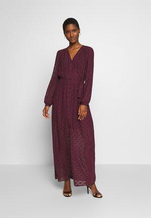 AMEL - Robe d'été - figue