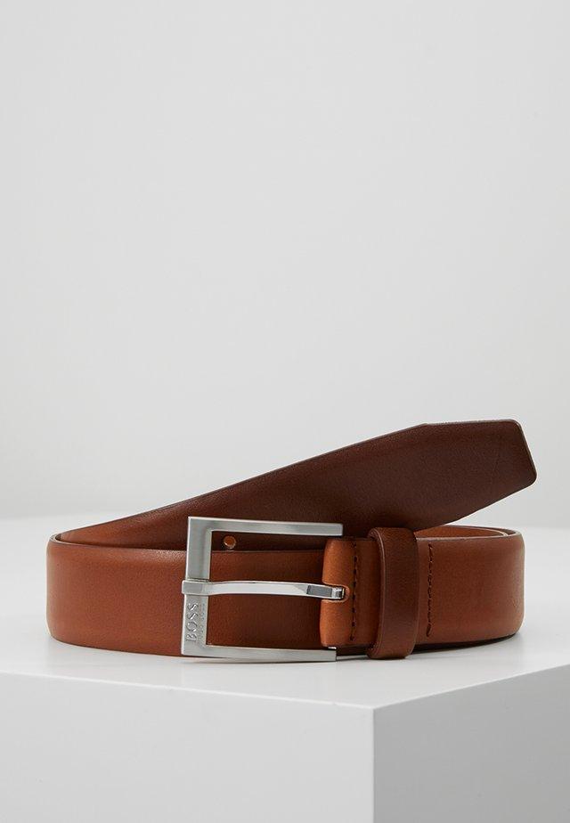 ERRON - Belt - medium brown