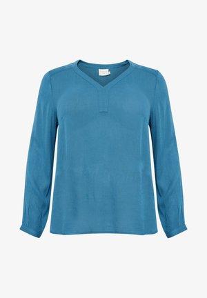 KCAMI - Blouse - moroccan blue