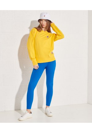 SPORTSTYLE ESSENTIAL - Sweater - nautical yellow