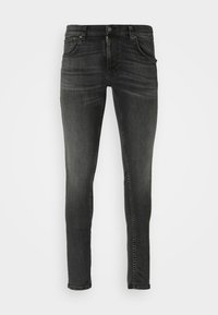 Nudie Jeans - TIGHT TERRY UNISEX - Jeans Skinny Fit - fade to grey - 4