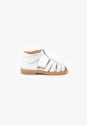 PIEL 539 - Sandalias - blanco