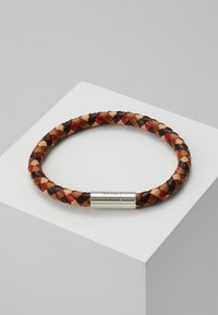 Paul Smith - BRACELET PLAIT - Pulsera - brown - 2