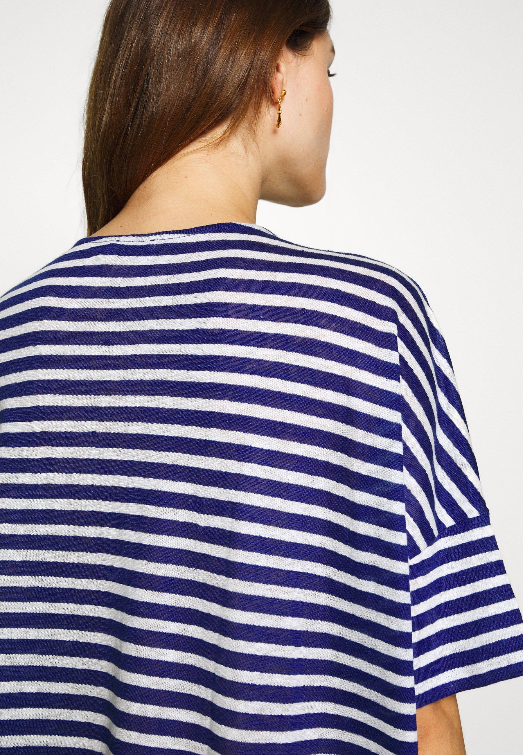 CLOSED WOMEN´S DRESS - Jerseykjole - dark sea
